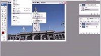 PS数码照片教程之二十三,修正倾斜的建筑物。