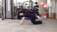 张琨健身小讲堂(二十三)支撑跳跃。(全国英派斯明星私教张琨)