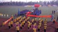 浙经院 2011 运动会 财会金融学院方正代表队