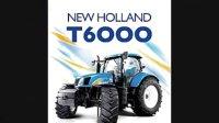 纽荷兰T系列拖拉机大集合(农机商情 农机1688网)