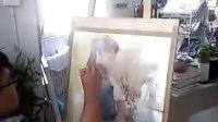 大胖老师画水彩——狂野的人物画(1)