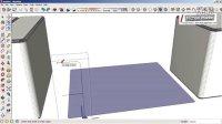 Sketchup 沙发快速建模 (紫天SketchUp中文网志 SuBlog.net)