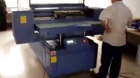 art_paper_pu_pvc_pp digital inkjet flatbed printer