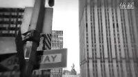 视频: AE模板 黑白城市街道风格 请加QQ584538018