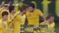 2011年11月12日足球友谊赛,乌克兰3-3德国高清集锦