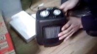 如何正确使用先锋DQ519取暖器