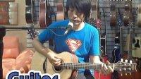 左轮民谣吉他教程 第61集 详解吉他拨片扫弦练习方法《时光》