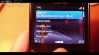 NOKIA E63 互联网收音机 演示