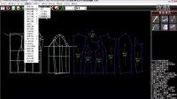 博克服装CAD视频教程-系统设置-7.02-系统【颜色设定】