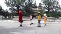 第五届动漫同人交流会北京石刻艺术博物馆,海贼王COS社团:We°,第二个舞蹈笨九(3)