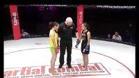 中国女子MMA Yang Xiao Nan Vs Gina Iniong Part 1