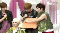 Super Junior (中) Mnet Wide News 110811-- Su Ju