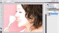 PS教程 制作钢笔画效果8.7