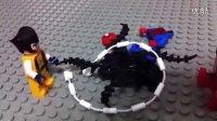 乐高定格动画 金刚狼、蜘蛛侠、狗蛋 百度贴吧、Lego
