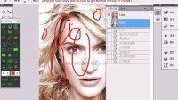 [PS]Photoshop教程之人物美容专题 第一季 美白法之六——应用图像蒙版法美白 保留暗部