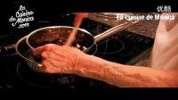 莫尼卡美食厨房:爆浆巧克力蛋糕 高清