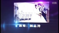 婚礼预告片 婚礼开场动画 AE121蓝色震撼