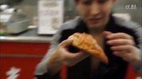 早餐店里面团变面包,好神奇的华裔魔术师