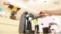意式咖啡机使用视频