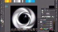 AI视频教程__AI实例教程_海报设计篇_旋风特效