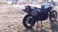 宝马 BMW F700GS 摩托车骑乘测试