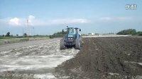 纽荷兰 (New_Holland_)8970拖拉机深松作业