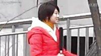 偷拍:北京电视台超漂亮美女记者的户外活动,看了别流口水哦!