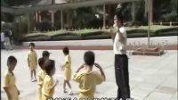 幼儿园 优质课中班体育教育活动 开心玩游戏示范课 DVD 教案