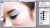 PS數碼照片處理技法-添加人物淡彩妝容