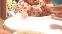 2013.12.20Camilla吃妈妈做的番茄牛肉芝士意面
