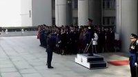 香港警务处仪仗队表演