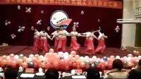 新锐私立学校教职员工2012庆元旦汇演_山歌印象