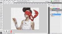[PS]孙春星教你学Photoshop-第2章-002-选择和变换-操控变形