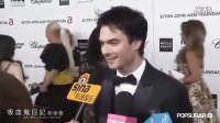 【吸血鬼日記粉絲會】Ian Somerhalder Plans a Champagne