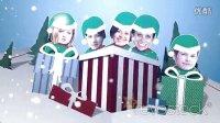Videohive 1706-圣诞主题AE模板.-星星非编素材