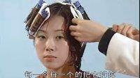 烫发-国际时尚发型创作精选