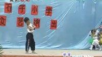幼儿环保时装秀(新星幼儿园学前班)