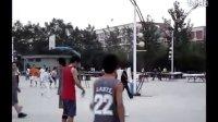四川师范大学成都学院篮球秀