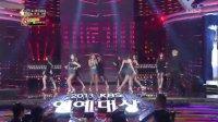 KBS演艺大赏 2013 SISTAR - Give It To Me 131221 KBS演艺大赏