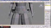 3DMAX游戏教程_人物制作12