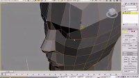 3DMAX游戏教程_人物制作03