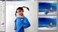 [PS]4.photoshop魔术棒工具的使用