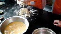 12.25初级西式面点师:菠萝面包 菠萝皮制作