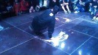 视频: 衡水TOG街舞团体--单人晋级赛申博豪王聪海选