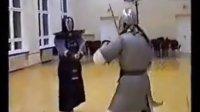龙魂截拳道 日本剑道VS欧洲法式传统剑术