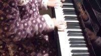 钢琴曲 黄河颂 小可