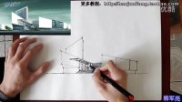 韩军亮建筑手绘线稿视频(二)