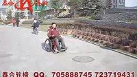 泰合TH201FK摇杆电动轮椅