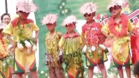 六一超环保儿童T台服装秀!环保啊!