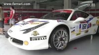 2011法拉利倍耐力杯挑战赛-亚太系列赛-马来西亚站-赛道项目